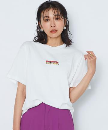 RIVE DROITE(リヴドロワ) 【着こなしにアクセントを添えてくれる】METEOR Tour Tシャツ