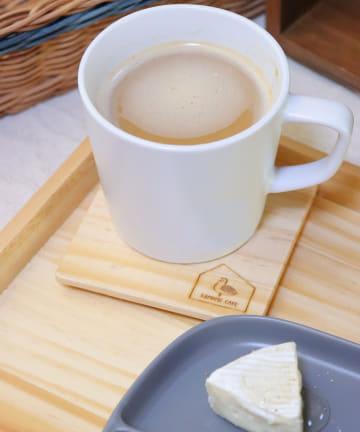 salut!(サリュ) 【KAMOME CAFE】KAMOMEコースター