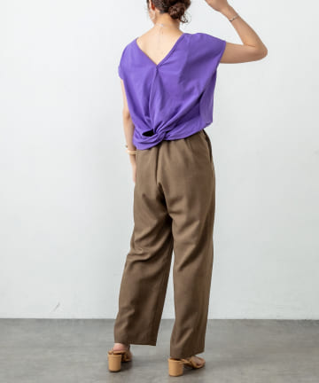 Omekashi(オメカシ) ツイストTシャツ