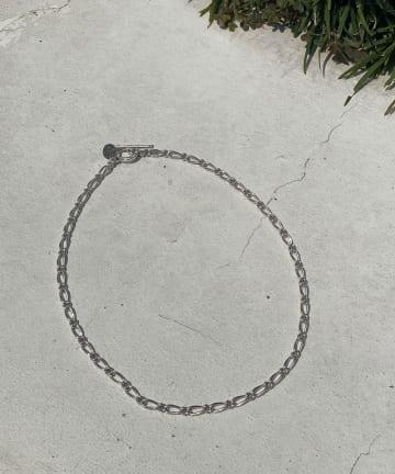 RIVE DROITE(リヴドロワ) 【PHILIPPE AUDIBERT】デザインチェーンネックレス