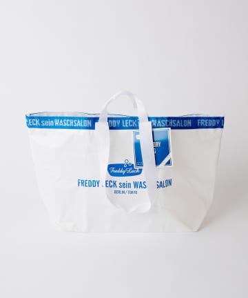 COLLAGE GALLARDAGALANTE(コラージュ ガリャルダガランテ) 【FREDDY LECK】 LAUNDRT BAG(S)