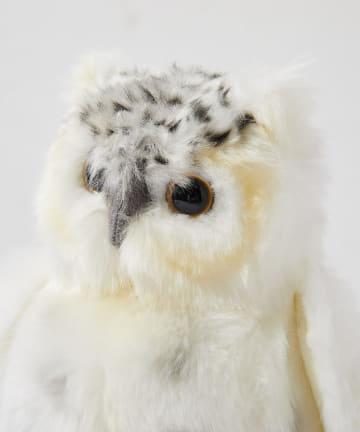 BONbazaar(ボンバザール) 【HANSA】シロフクロウ SNOW OWL
