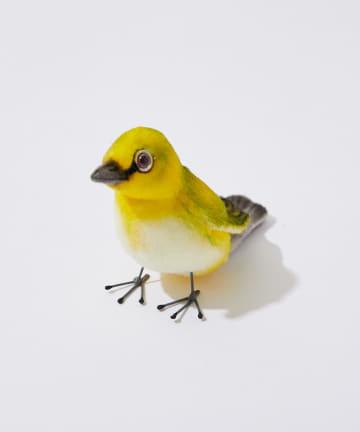 BONbazaar(ボンバザール) 【HANSA】メジロ WHITE EYED BIRD