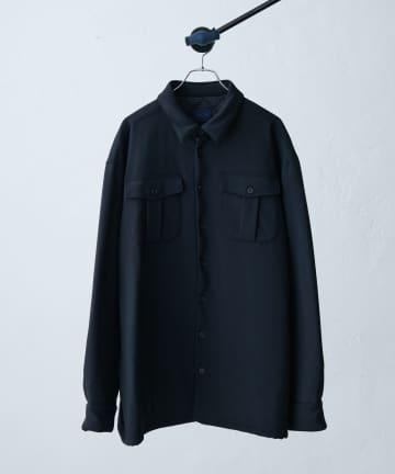 Lui's(ルイス) 【SILLIS / シリス】キルティングスリットシャツ