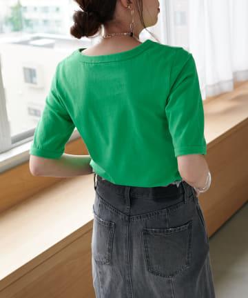 Discoat(ディスコート) USコットンショートTシャツ