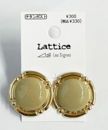 Lattice(ラティス) カラーメタルピアス
