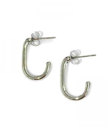 Lattice(ラティス) ロングフープピアス
