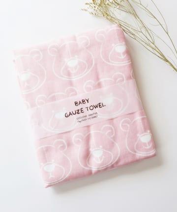 BIRTHDAY BAR(バースデイバー) BABY ガーゼタオル