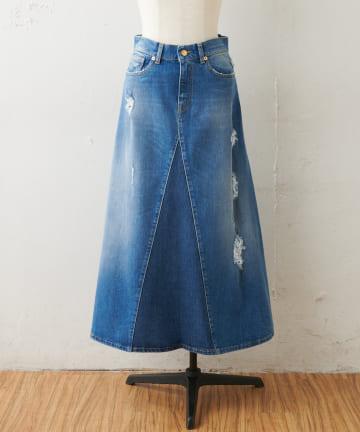 BEARDSLEY(ビアズリー) 《true nyc・2サイズ展開》デニムスカート