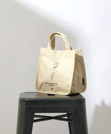 COLONY 2139(コロニー トゥーワンスリーナイン) メッセージランチトートバッグ