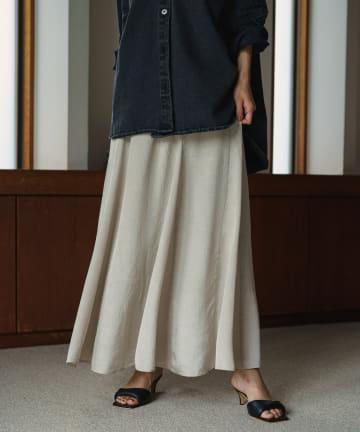 Loungedress(ラウンジドレス) ヴィンテージタフタスカート