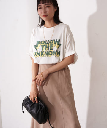 Loungedress(ラウンジドレス) FOLLOW Tシャツ