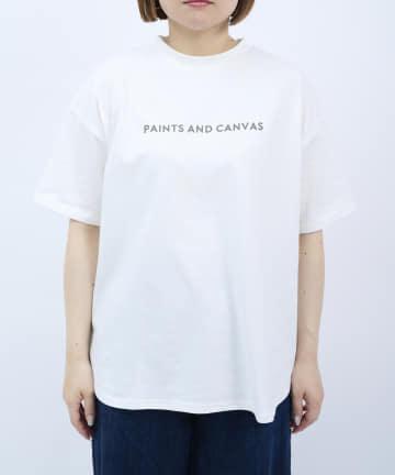 salut!(サリュ) and Tシャツ(ホワイト)