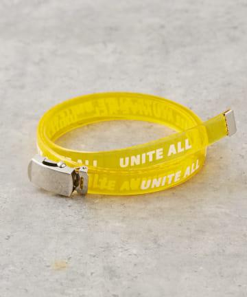 Discoat(ディスコート) 【UNITE ALL】クリアカラーベルト
