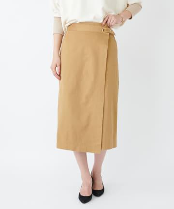 COLLAGE GALLARDAGALANTE(コラージュ ガリャルダガランテ) ハトメアシメスカート