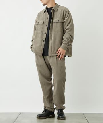 COLONY 2139(コロニー トゥーワンスリーナイン) コール天CPOシャツ※セットアップ対応 コーデュロイシャツジャケット