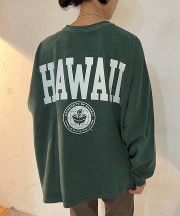 SHENERY(シーナリー) HAWAII TEE