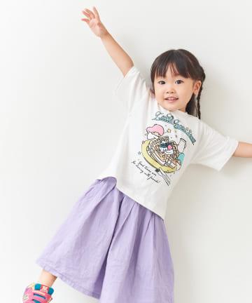 CPCM(シーピーシーエム) 【Sanrio/サンリオ】キキララT