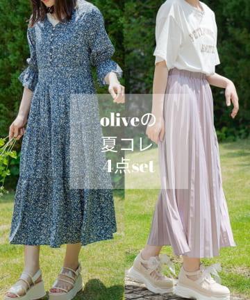 OLIVE des OLIVE(オリーブ デ オリーブ) オリーブの夏コレSET