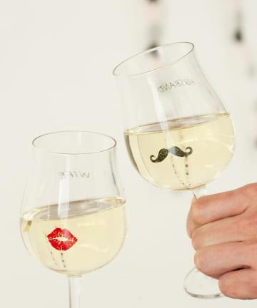 BIRTHDAY BAR(バースデイバー) Couple Wine グラス