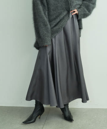 GALLARDAGALANTE(ガリャルダガランテ) ツイルフレアスカート
