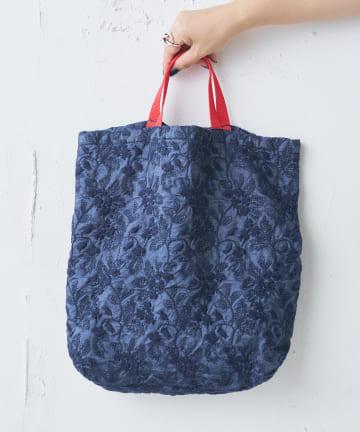 BEARDSLEY(ビアズリー) 《予約・クーポン10%OFF》デニム刺繍BAG