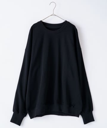 Kastane(カスタネ) 【WHIMSIC】FRENCH TERRY SWEAT PULLOVER
