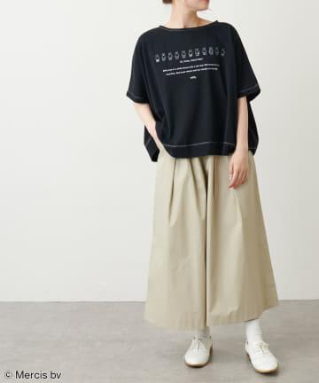 pual ce cin(ピュアルセシン) 【サステナブル・WEB限定】ミッフィープリントTシャツ