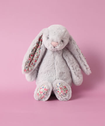 BIRTHDAY BAR(バースデイバー) 【JELLY CAT】Blossom Silver Bunny Small