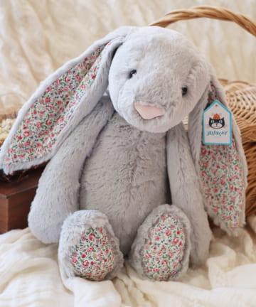 BIRTHDAY BAR(バースデイバー) 【JELLY CAT】Blossom Silver Bunny Large