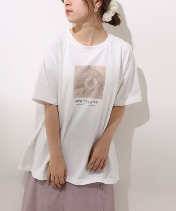 one after another NICE CLAUP(ワンアフターアナザー ナイスクラップ) ビッグアソ―トTシャツ