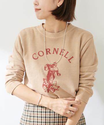 SHENERY(シーナリー) CORNELL カレッジスウェット