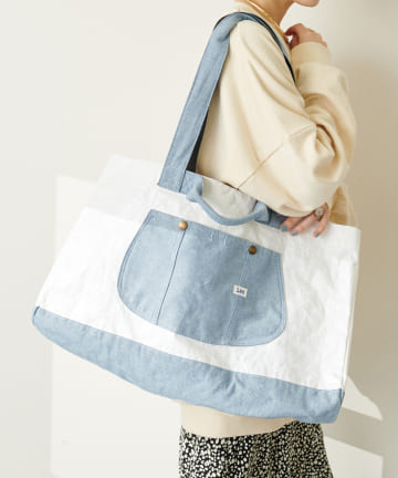 Discoat(ディスコート) 【Lee/リー】 CAMPING BAG