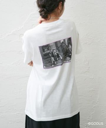 Omekashi(オメカシ) GODLISフォトTシャツ
