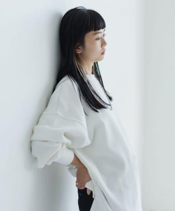 Kastane(カスタネ) 【WHIMSIC】 HEAVY THERMAL PULL OVER