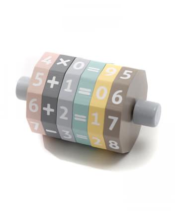 3COINS(スリーコインズ) 【楽しく学ぼう】くるくるパズル:計算