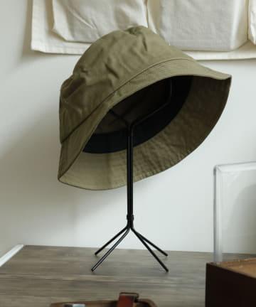 3COINS(スリーコインズ) 【小物収納にこだわる。】帽子スタンド