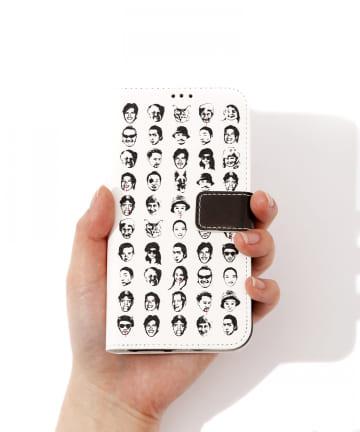 3COINS(スリーコインズ) 【ASOKO】【buggy】手帳型iPhoneX/XSケース