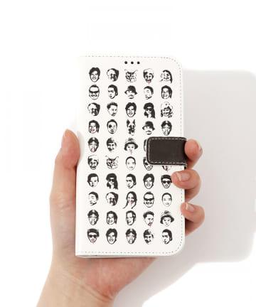 3COINS(スリーコインズ) 【ASOKO】【buggy】手帳型iPhone11ケース