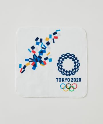 BIRTHDAY BAR(バースデイバー) オリンピックエンブレム Graphics ミニタオル
