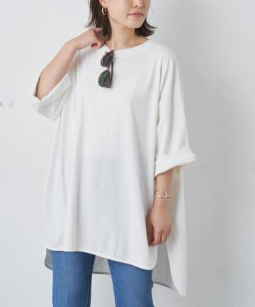 BONbazaar(ボンバザール) 天竺バイオBIG Tシャツ
