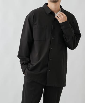 COLONY 2139(コロニー トゥーワンスリーナイン) ストレスフリー両胸ポケット長袖シャツ※セットアップ対応