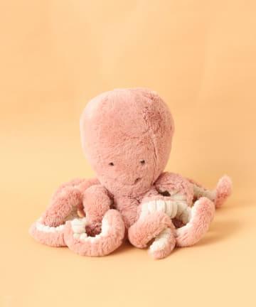 BIRTHDAY BAR(バースデイバー) 【JELLY CAT】Odell Octopus Little
