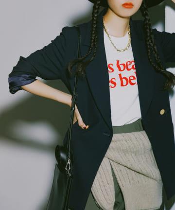 La boutique BonBon(ラブティックボンボン) 【LES PETITS BASICS】T'es beau.T'es belle.