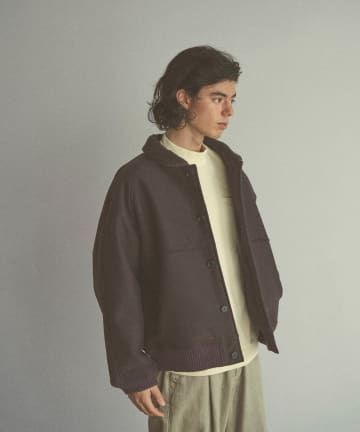 Lui's(ルイス) 【CLANE HOMME Exclusive】 Boa Jacket
