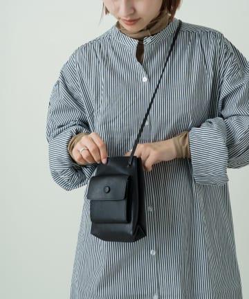 Kastane(カスタネ) ポケット付ミニポシェット