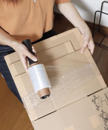 3COINS(スリーコインズ) 【宅配を便利で快適に】ハンディーラップ
