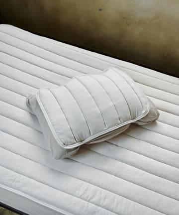 3COINS(スリーコインズ) 【自分好みのベッドルーム】キルティング枕パッド