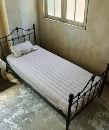 3COINS(スリーコインズ) 【自分好みのベッドルーム】キルティング敷きパッド