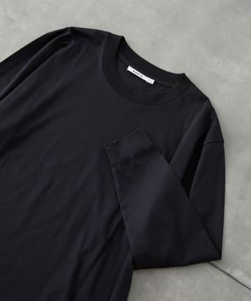 COLONY 2139(コロニー トゥーワンスリーナイン) 【SMART COLLECTION】《抗菌》スマートBIG長袖Tシャツ